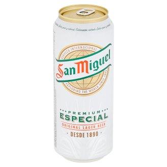 San Miguel Premium Especial speciální pivo 50cl