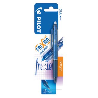 Pilot Frixion Ball Clicker 05 Blue