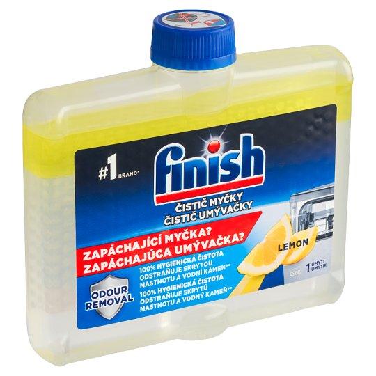 Finish Lemon Sparkle čistič myčky 250ml