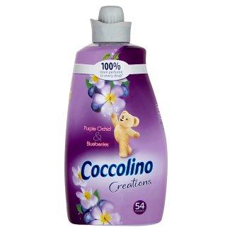 Coccolino Creations Purple Orchid & Blueberries aviváž 54 praní
