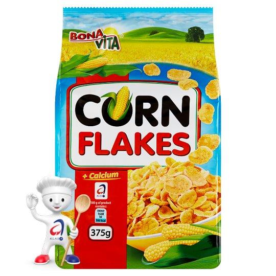 Bona Vita Corn Flakes kukuřičné lupínky 375g