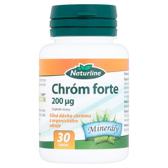 Naturline Chróm forte 200 μg 30 tablet