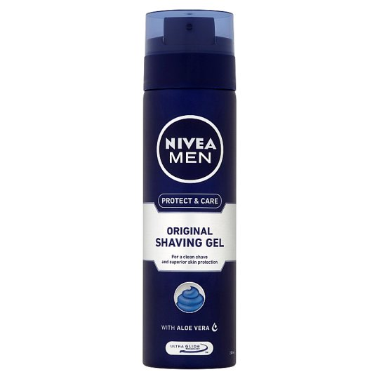 Nivea Men Protect & Care Shaving Gel 200ml
