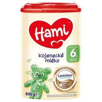 Hami 6+ kojenecké mléko od uk. 6. měsíce 800g