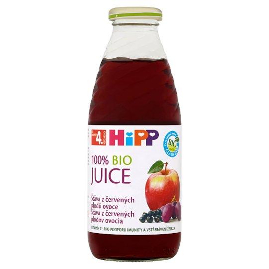 HiPP Bio štáva z červených plodů ovoce 0,5l