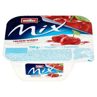 Müller Mix Cherry + Bianco Yogurt 150g