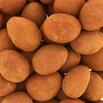 Tesco Almonds in Milk Chocolate and Cinnamon