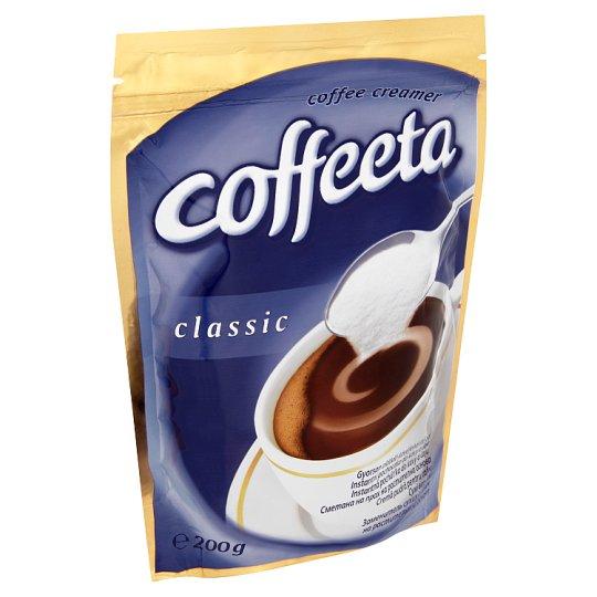 Coffeeta Classic instantní pochoutka do kávy a čaje 200g