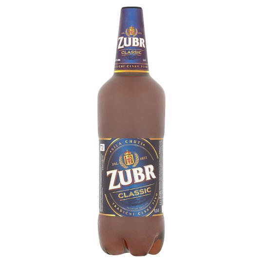 Zubr Classic Pale Beer 1.5L