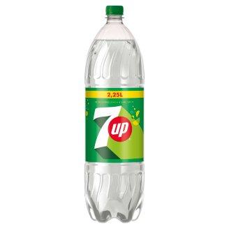 7UP Soft Drink with Lemon-Lime Flavor 2.25L