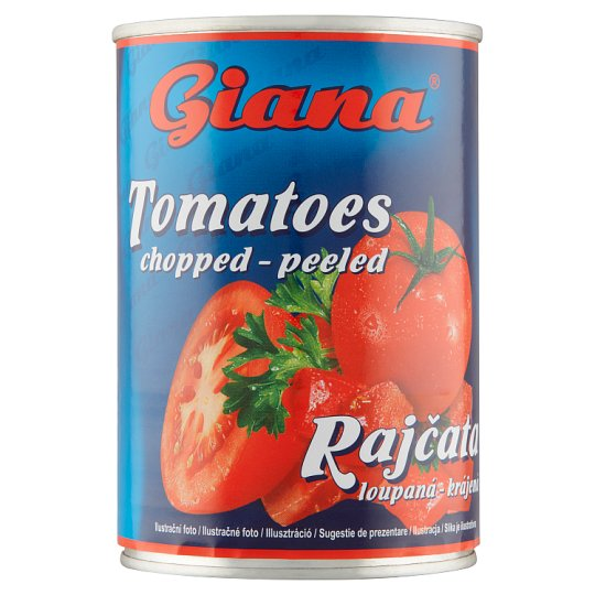 Giana Tomatoes Chopped 400g