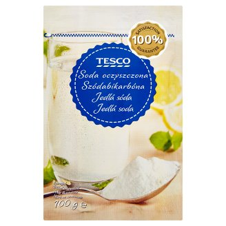 Tesco Baking Soda 100g
