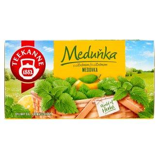 TEEKANNE Melisa Lemon, bylinný čaj, 20 sáčků, 30g