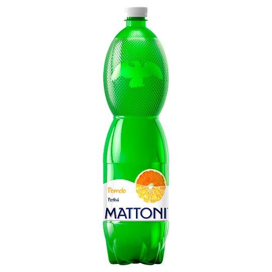 Mattoni Pomelo perlivá 1,5l