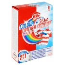 K2r Colour Catcher + Stain Remover 2 v 1 Bags 5 x 30g