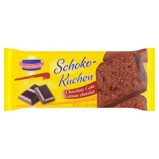 Kuchenmeister Whipped Bun with Chocolate Flavor 400g