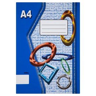 Papírny Brno 440e školní sešit A4 nelinkovaný 40 listů