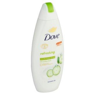Dove Go Fresh vyživující sprchový gel okurka a zelený čaj 250ml