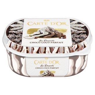 Carte d'Or Coco Choco Parfait kokosovo-čokoládová zmrzlina 900ml