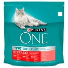 Purina ONE Sterilcat Rich in Salmon and Wheat 1.5kg