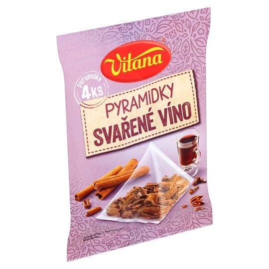 Vitana Pyramid Spice for Mulled Wine 4 x 5g