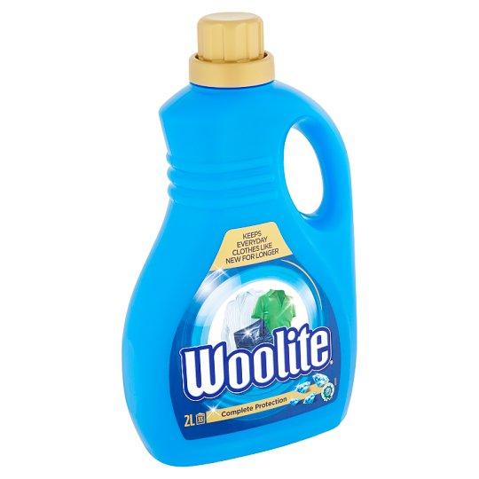 Woolite Complete Protection Tekutý prací přípravek 33 praní 2l