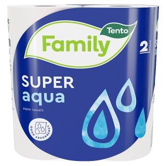 Tento Super Aqua Paper Towels 2 Roll