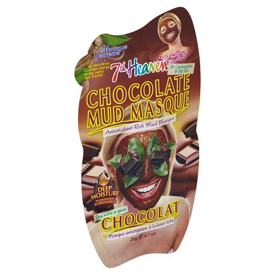 7th Heaven Chocolate Mud Mask 20g