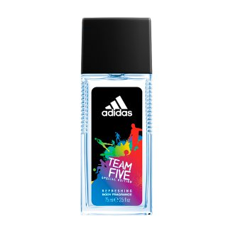 Adidas Team Five Special Edition deodorant natural sprej 75ml
