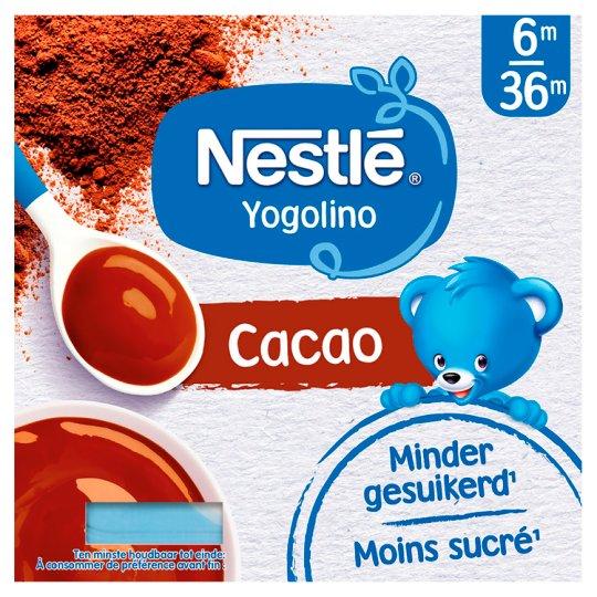 Nestlé Yogolino Dessertčokoláda 4 x 100g