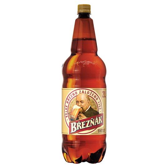 Březňák pivo výčepní světlé 2l