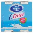 Tesco Yoghurt Drink Natural with L. Paracasei 4 x 100g