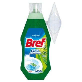 Bref Fresh Pearls Pine 360ml