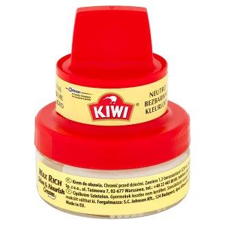 Kiwi Shine and Nourish Colorless Shoe Cream 50ml