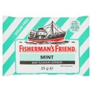 Fisherman's Friend Mint Flavour Lozenges with Sweeteners 25g