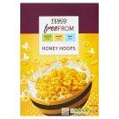 Tesco Free From Honey Hoops 300g