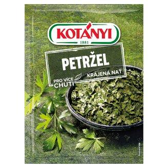Kotányi Petržel krájená nať 7g