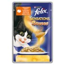 FELIX Sensation Sauces with Turkey in a Bacon Flavoured Sauce 100g