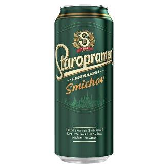 Staropramen Smíchov pivo výčepní světlé 0,5l