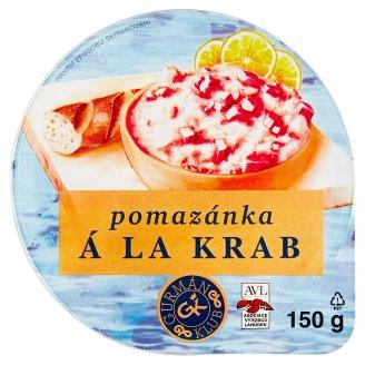 Gurmán Klub Pomazánka á la krab 150g