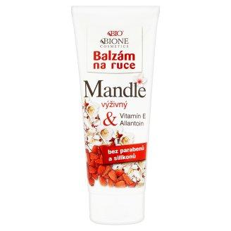 Bione Cosmetics Bio Mandle výživný balzám na ruce 200ml