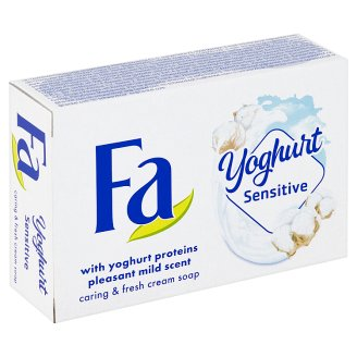 Fa Cream Soap Yoghurt Sensitive 90g