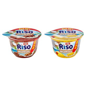 Müller Riso Coconut Milk Rice with Various Flavors 200g