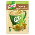 Knorr Cup a Soup Mushroom Soup with Croutons 15g