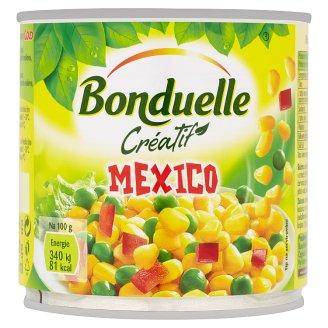 Bonduelle Créatif Mexico zeleninová směs vakuovaná v mírně slaném nálevu 340g
