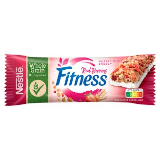 NESTLÉ FITNESS Red Berries Cereal Bar 23,5g