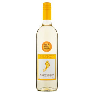 Barefoot Pinot grigio california 750ml
