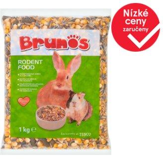 Brunos Kompletní krmivo pro hlodavce 1kg