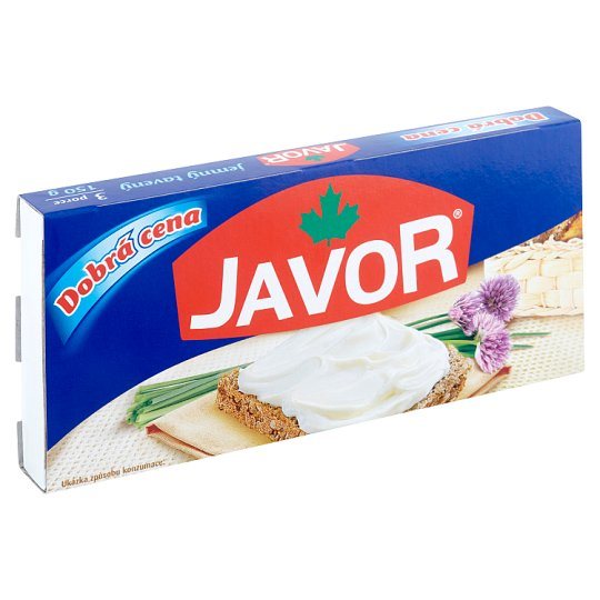 Javor Gentle Processed Product with Vegetable Fat 150g