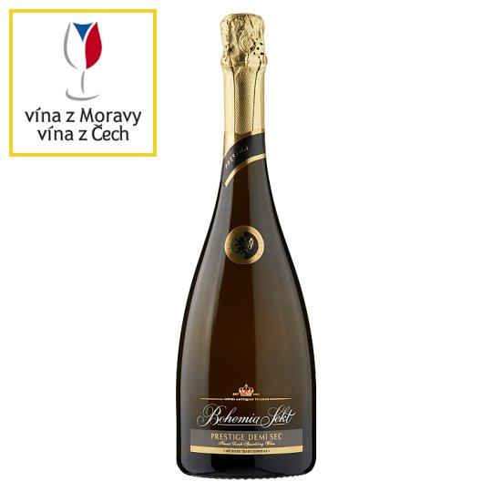 Bohemia Sekt Prestige Demi Sec Quality Sparkling White Wine 0.75L